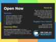 Design a poster/postcard/leaflet/booklet/brochure
