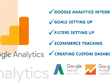 Set up Google Analytics and Google Search Console (Webmaster)