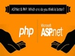 Develop web application with Asp Dot Net Web Forms,Mvc And Php