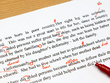 Proofread 1000 words of your written work GER-ENG within 24H