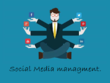Completely Manage your Social Media Page.