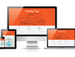 Make responsive Landing Page website || PSD to HTML.