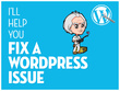 Fix wordpress errors, issues, bug or css