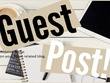 Write & guest post for your Website on DA 50+ site