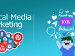 Social Media Marketing, Instagram, LinkedIn, YouTube etc.
