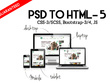 Convert Your Any PSD Or Site Into Wordpress