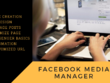 Create facebook fan/business page and optimize it.