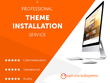 ★ WordPress Installation Service with Demo and Plugins Setup ★