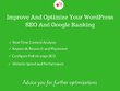 Improve And Optimize Your WordPress SEO and google ranking