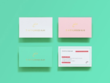 Design Professional, Stylish Business Card