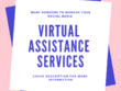 Be your virtual assistant for 1 hour.