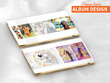 Design your Wedding (15 pages) ,Party and Birthday Album