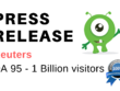 Publish Your Press Release To Reuters