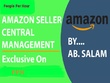 Manage Your Amazon Seller Central