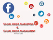 Market  and manage your Social Media for 1 Week