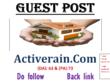 Write & publish your article on Activerain. com.