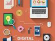 Do Digital Marketing for  5 day