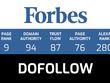 Write and publish a guest post on Forbes