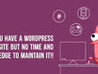 Speed up and optimize your wordpress website