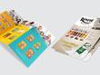 Design Eye Catching Flyer Brochure Postcard for 1 side