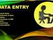 Do any Data Entry work in 2days Transcription works in 3days