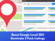 Boost Your UK Google Maps Local SEO - Dominate 3 Pack Listings