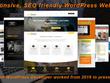 Design & Develop responsive, SEO friendly WordPress website