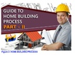 Deliver the const. guide in concrete building or housing project