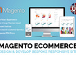Design and Develop Bespoke Responsive Magento Ecommerce Website