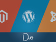 1 hour of development for WordPress/Joomla/Magento