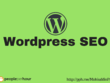 Wordpress SEO For First Page Ranking