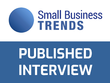 Interview you and publish it on SmallBizTrends