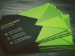 Design business card for your brand professionally