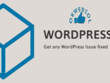 Get any WordPress issue fixed