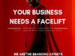 Design quality and creative business marketing material