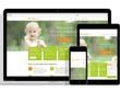 Design a beautiful mobile responsive website & Logo