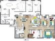 Provide interior/ exterior design, model your house HD realistic