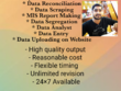 Do any type of Data entry job for 1 hour