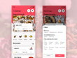 Offer the best UI/UX Designs for Mobile apps and Websites.