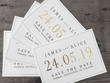 Create wedding invitation concepts