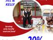 Design a single or double-sided flyer/postcard/leaflet/brochure