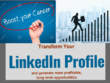 Create and optimize Professional LinkedIn Profile