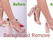 Remove Background & Photo editing with professionally.
