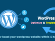 Fix any problems in your Wordpress website