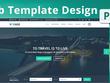 Creative Landing & Multi page PSD Design