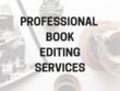 Professionally edit your 20,000 word book