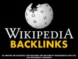 Powerful Wikipedia Backlink 200 Percent Niche Relevant and Stick