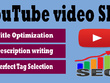 Do Your YouTube Video SEO for Ranking
