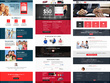 Design 5-6 Page RESPONSIVE & SEO freindly WORDPRESS Website+Logo