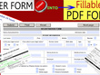 Create 5 Fillable PDF Documents or Forms within 5 hours.